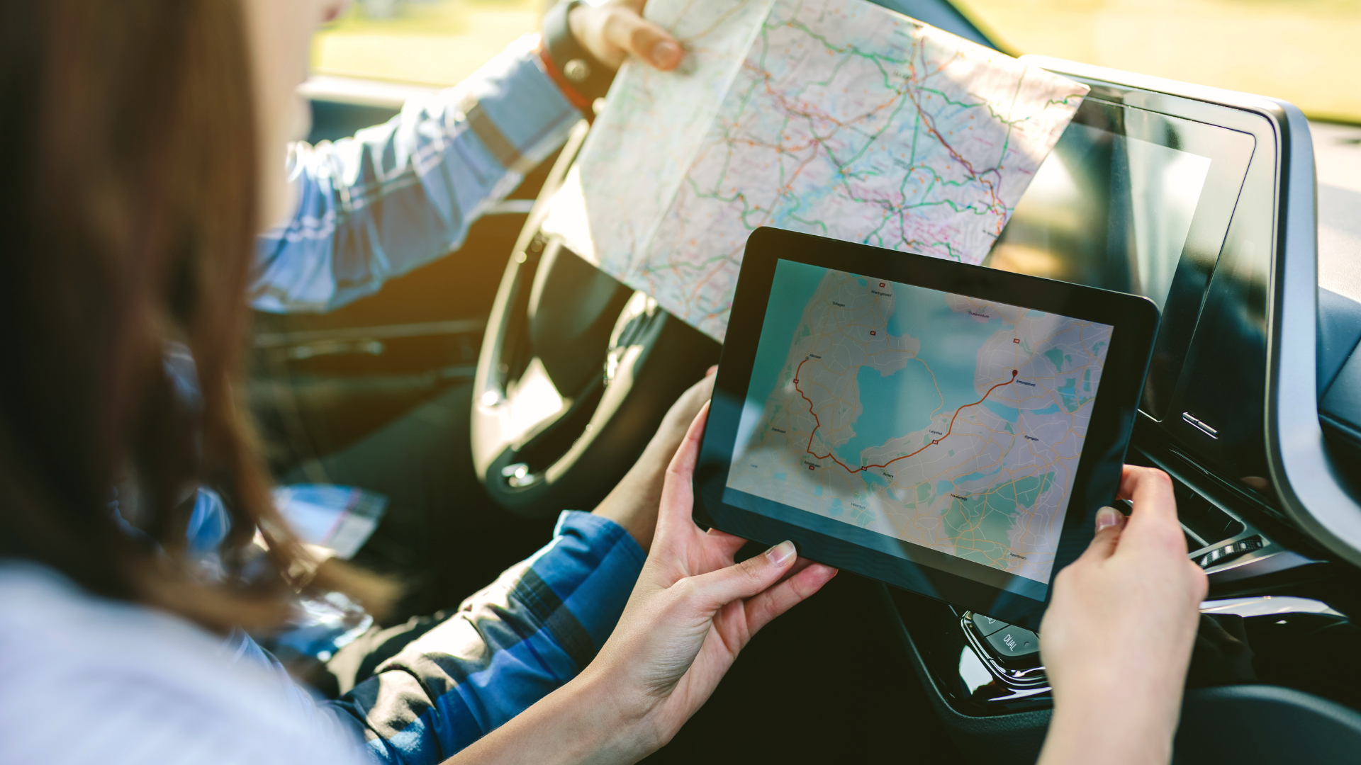 L'importance d'internet en road trip